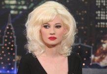 """Η Τζούλια Αλεξανδράτου στο αποψινό """"Τhe 2night Show"""""""