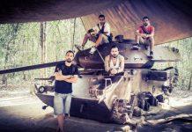 World Party Βιετνάμ - Make trips,not war!