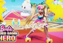 Barbie Mia Video Game