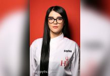Σεμίνα Κατσίβα Hell's Kitchen